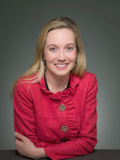 Rachel McGarry, Ph.D.