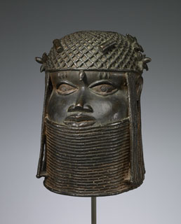Benin Memorial Head, 2007.13, Minneapolis Institute of Arts